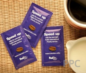 Fedex Coffee Sachets