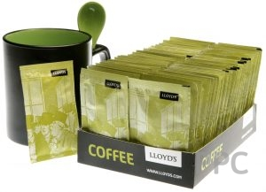 Lloyds Coffee Sachets